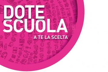 DOTE SCUOLA - A.S. 2020/2021
