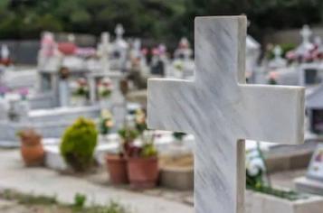Avviso chiusura cimitero per operazioni di esumazione e estumulazione ordinarie