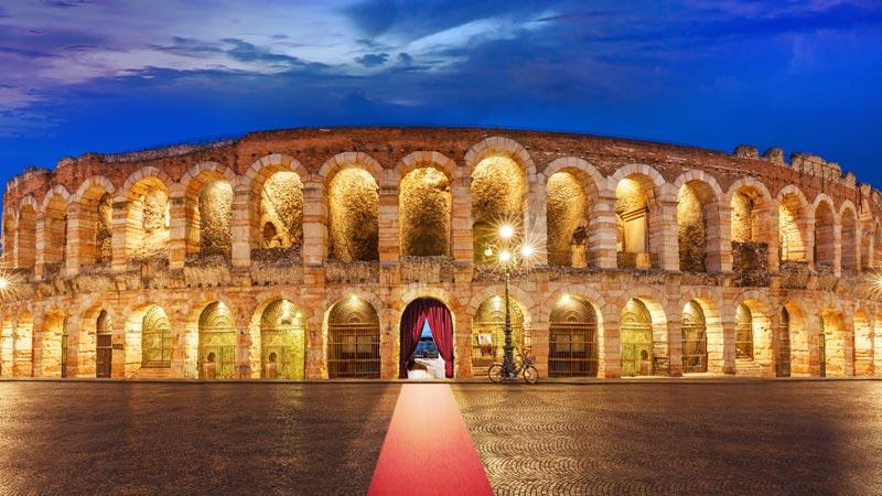 Partecipazione agevolata al Festival lirico dell\'Arena di Verona